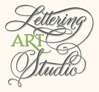 Today's Spotlight: Deb Sementelli of Lettering Art Studio