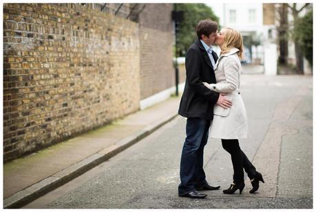 London Wedding Photographer Central London Engagement Photographs 007