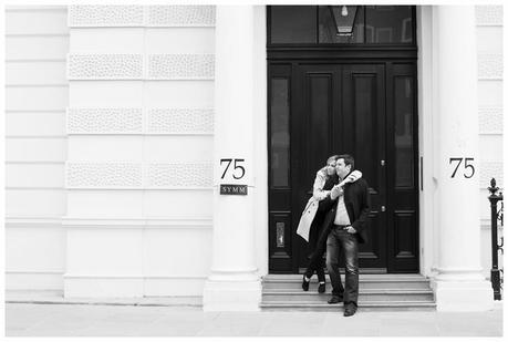 London Wedding Photographer Central London Engagement Photographs 019