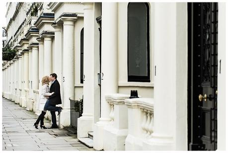 London Wedding Photographer Central London Engagement Photographs 0211