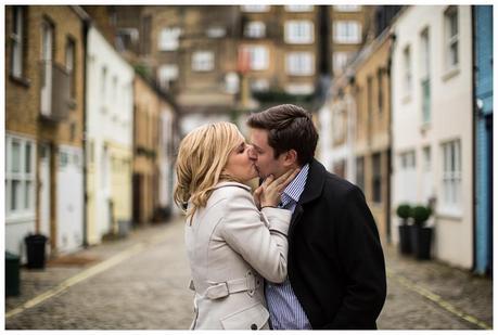London Wedding Photographer Central London Engagement Photographs 016