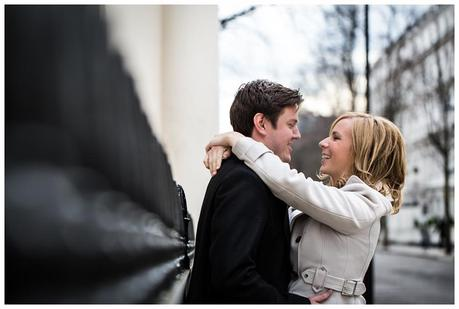 London Wedding Photographer Central London Engagement Photographs 003