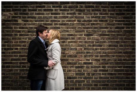 London Wedding Photographer Central London Engagement Photographs 009