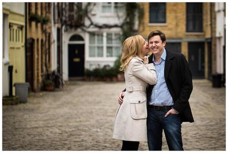 London Wedding Photographer Central London Engagement Photographs 018