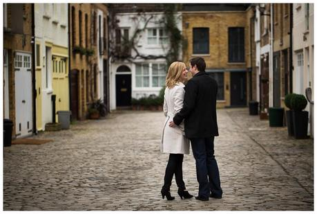 London Wedding Photographer Central London Engagement Photographs 014