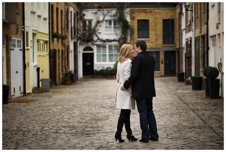 London Wedding Photographer Central London Engagement Photographs 014