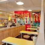 Wishbone Restaurant by Caroline Williamson