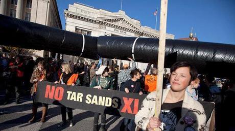 Sierra Club President Arrested During Keystone XL Protest
