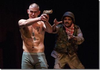 Review: Bengal Tiger at the Baghdad Zoo (Lookingglass Theatre)