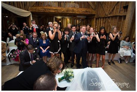Tewin Bury Farm Wedding Phtographs Sean Gannon 017