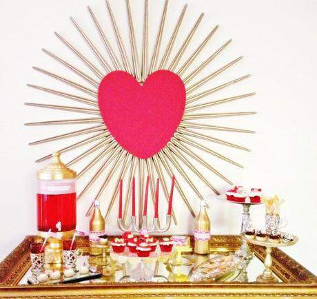 A Valentine's Day Table by Oh Its Perfect