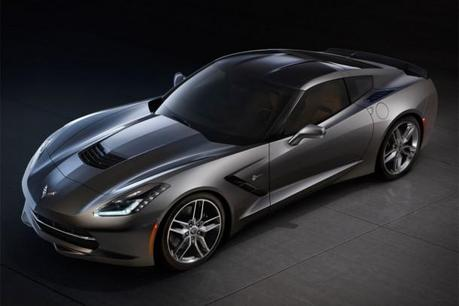 The all-new 2014 Corvette Stingray