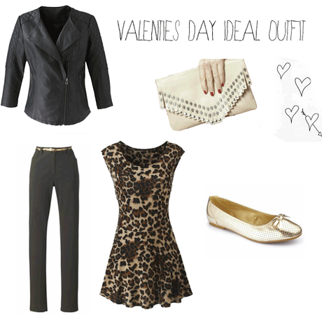 Valentines Day ideal outfit & Competition