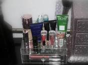 Home Makeup Organizer