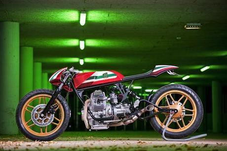 RNO x Goparts Opal motorbike