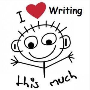love writing