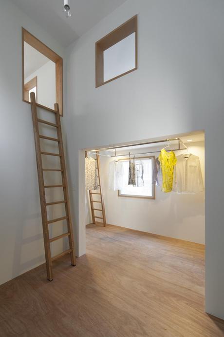 BASE by Komada Architects' Office 5