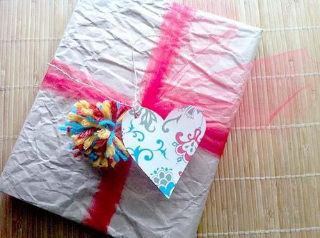 Valentines Day Gitfwrap