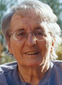 Dr. Elisabeth Kubler Ross, at home, Scottsdale 2001