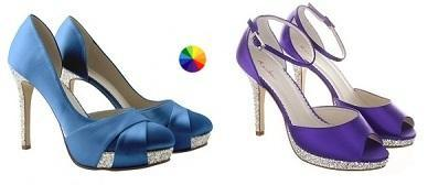 Wedding Shoes 10% Discount Or Free Dyeing To Any Colour