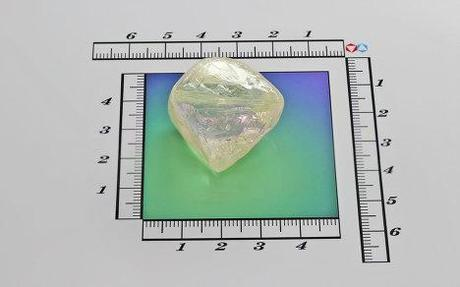 Russian Mining Company Digs Up a Whopper: The Alrosa 145 Carat Diamond