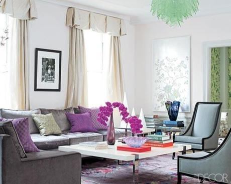 decor colorful rooms1 Design Quote of the Week HomeSpirations