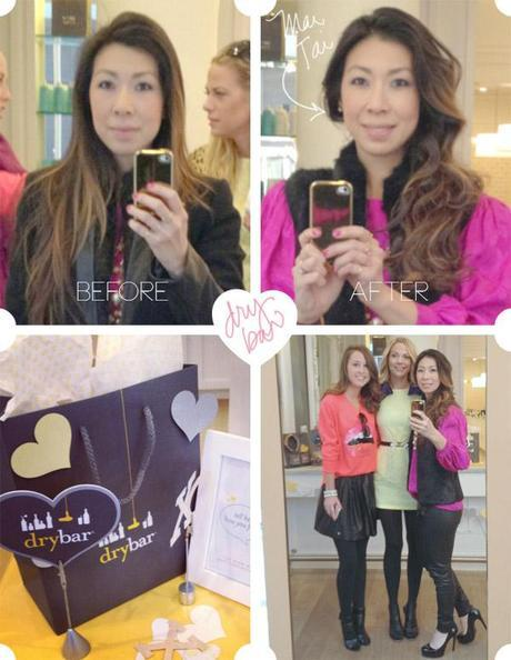 NY Day 2 // IFB Conference & Drybar