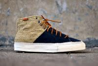 Blue Is The Color of Love:  Vans Vault Priz Hi 2 in Mediterranean