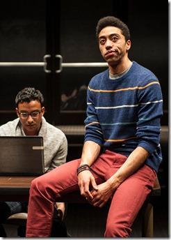 Review: Teddy Ferrara (Goodman Theatre)
