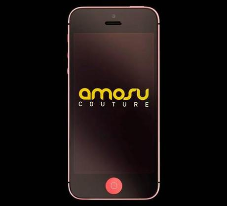 Pink iPhone 5 unveiled by Amosu Couture ($2,350)