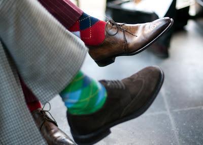 Men's guide to choose right socks