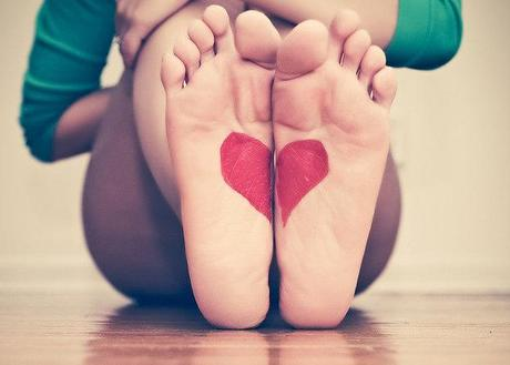 Foot Heart Sole
