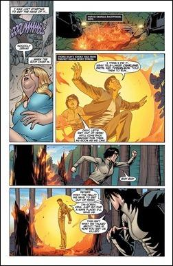 Harbinger #9 Preview 5