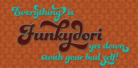 Post image for Calligraphy fonts by Laura Worthington