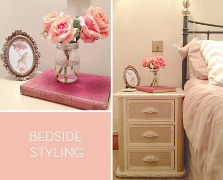 Bedside styling