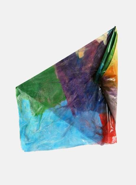 An art piece by Julia DaultSure You Can, 2011Oil on vinyl...