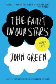 "Pain is Meant to Be Felt: Review of John Green's ""The Fault in Our Stars"""