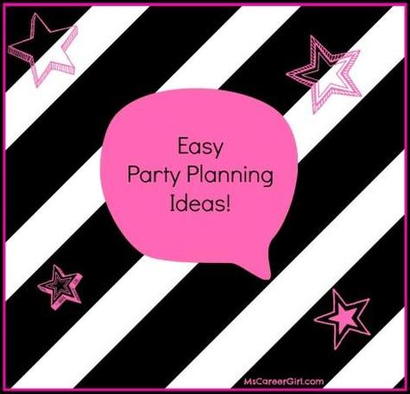 Post image for Party Planning Ideas: Sign, Sealed, Delivered!