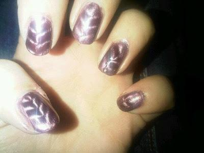Dazzle your nails for the season