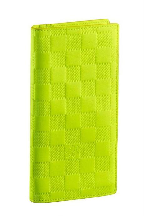 Louis Vuitton Neon Colored Damier Infini Collection for...