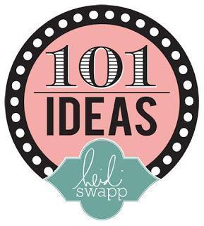101 Ideas Media Team Blog Hop!!!