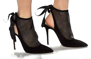 Shoe of the Day |  Carmen Marc Valvo Calzature BETH Bootie