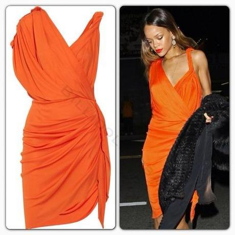 Celeb Style: Rihanna spotted out and about on Valentine's...