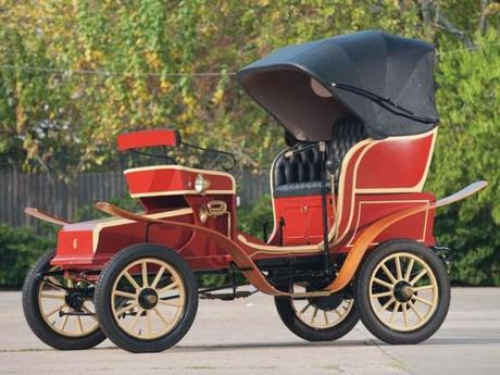 1905 Tribelhorn Electric Brougham