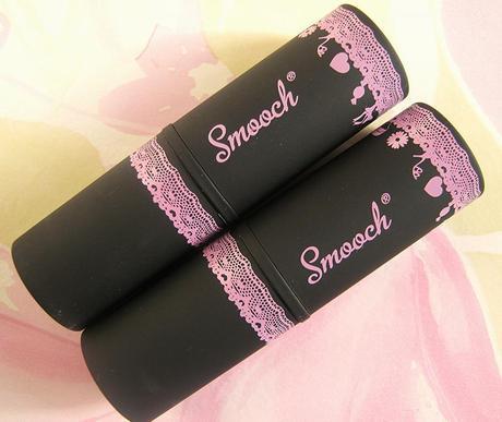 Smooch Cosmetics Lipsticks