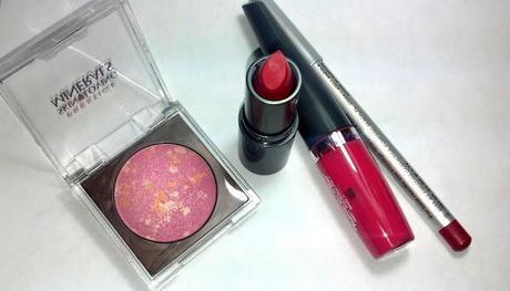 Valentine's Day Look Using Prestige Cosmetics, Anastasia Beverly Hills Bold & Beautiful Kit and Juice Beauty CC Cream
