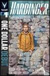 One Dollar Debut - Harbinger #1