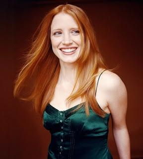 Best Actress Nominee Jessica Chastain: The Hollywood Flashback Interview