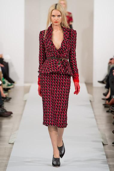 The Fall/Winter 2013 Collections ~ Oscar de la Renta