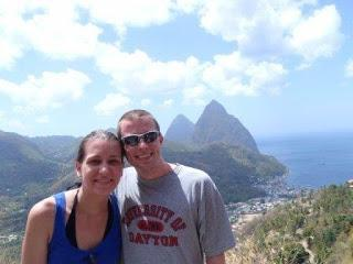 Living the Dream in St Lucia